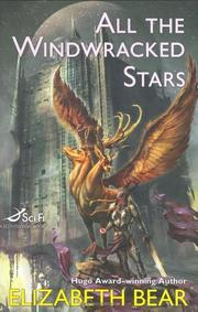 Cover art for ALL THE WINDWRACKED STARS