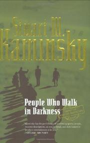 Cover art for PEOPLE WHO WALK IN DARKNESS