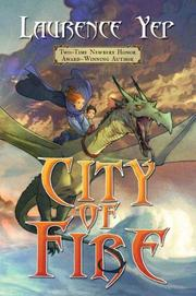 Cover art for CITY OF FIRE