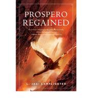 Cover art for PROSPERO REGAINED