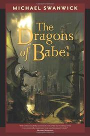Cover art for THE DRAGONS OF BABEL