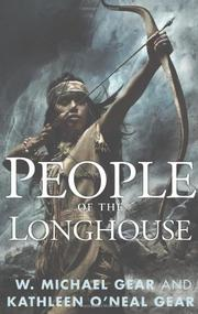 Cover art for PEOPLE OF THE LONGHOUSE