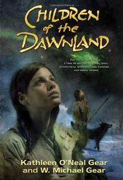 Cover art for CHILDREN OF THE DAWNLAND