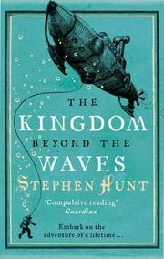 Cover art for THE KINGDOM BEYOND THE WAVES