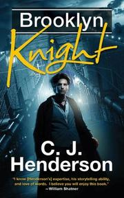 Cover art for BROOKLYN KNIGHT