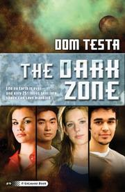 Book Cover for THE DARK ZONE
