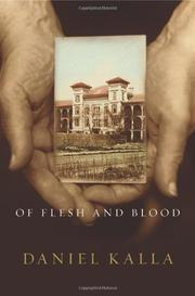 Cover art for OF FLESH AND BLOOD