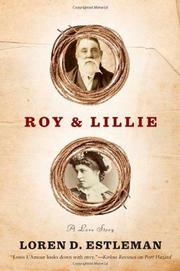 Cover art for ROY & LILLIE