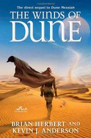 Cover art for THE WINDS OF DUNE