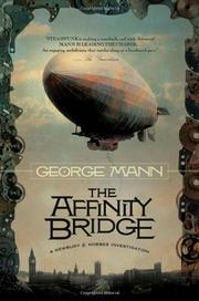 Cover art for THE AFFINITY BRIDGE