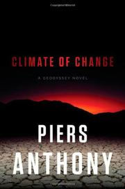 CLIMATE OF CHANGE by Piers Anthony