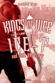 KINGS OF VICE by Ice-T