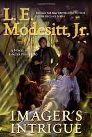 Book Cover for IMAGER'S INTRIGUE