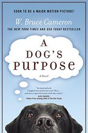 Book Cover for A DOG'S PURPOSE