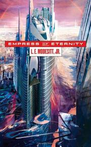 Cover art for EMPRESS OF ETERNITY