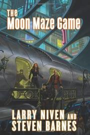 Cover art for THE MOON MAZE GAME