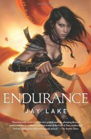 Cover art for ENDURANCE