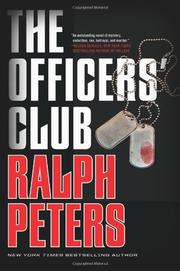 Book Cover for THE OFFICER'S CLUB