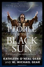 PEOPLE OF THE BLACK SUN by Kathleen O'Neal Gear