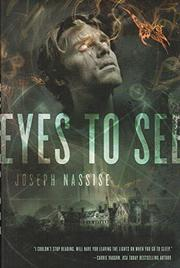 Book Cover for EYES TO SEE