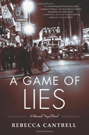 Cover art for A GAME OF LIES