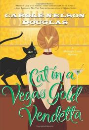 Cover art for CAT IN A VEGAS GOLD VENDETTA