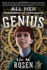 Cover art for ALL MEN OF GENIUS