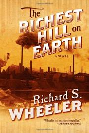 Book Cover for THE RICHEST HILL ON EARTH