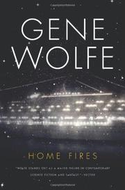 Book Cover for HOME FIRES