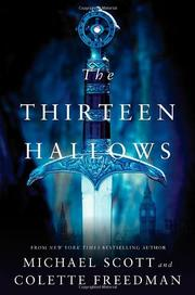 Cover art for THE THIRTEEN HALLOWS