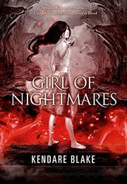 Book Cover for GIRL OF NIGHTMARES