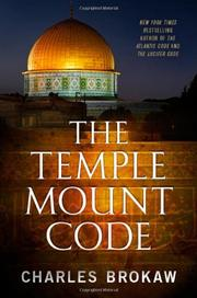 Book Cover for THE TEMPLE MOUNT CODE