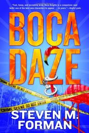 Cover art for BOCA DAZE