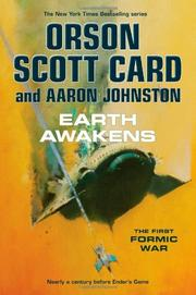 EARTH AWAKENS by Orson Scott Card