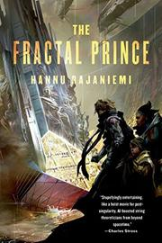 Cover art for THE FRACTAL PRINCE