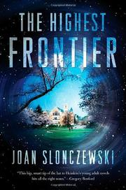 Cover art for THE HIGHEST FRONTIER
