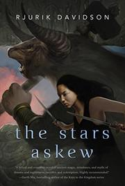 THE STARS ASKEW by Rjurik Davidson