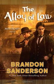Cover art for THE ALLOY OF LAW