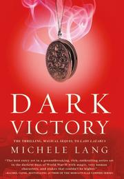 Book Cover for DARK VICTORY