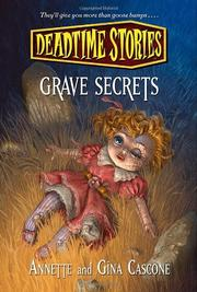 Cover art for GRAVE SECRETS