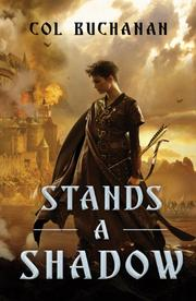 Cover art for STANDS A SHADOW
