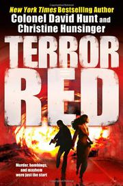 TERROR RED by Colonel David Hunt