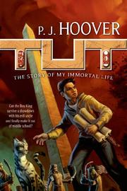 THE STORY OF MY IMMORTAL LIFE by P.J. Hoover