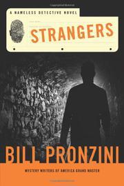 STRANGERS by Bill Pronzini