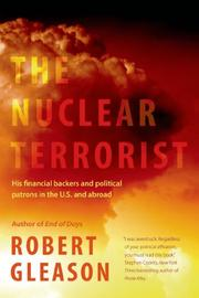 THE NUCLEAR TERRORIST by Robert Gleason
