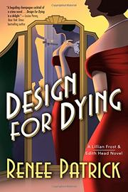 DESIGN FOR DYING by Renee Patrick