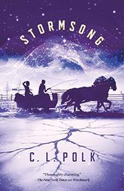 STORMSONG by C.L. Polk