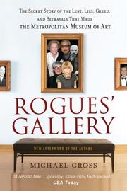 Book Cover for ROGUES' GALLERY