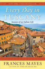 Cover art for EVERY DAY IN TUSCANY