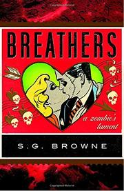 Book Cover for BREATHERS
